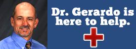 Dr. Gerardo Helps You